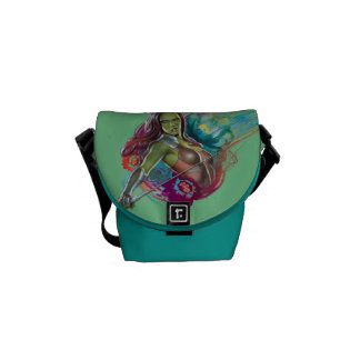 Guardians of the Galaxy | Gamora With Sword Messenger Bag