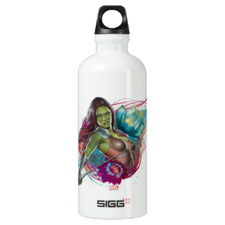 Guardians of the Galaxy | Gamora With Sword Water Bottle