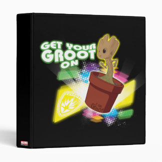 Guardians of the Galaxy | Get Your Groot On Binders