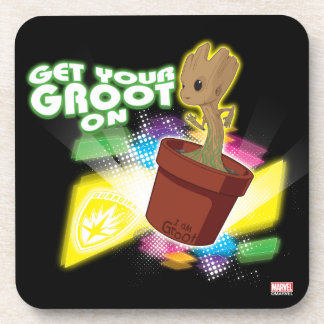 Guardians of the Galaxy | Get Your Groot On Coaster