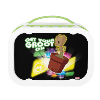 Guardians of the Galaxy | Get Your Groot On Lunch Box