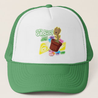 Guardians of the Galaxy | Get Your Groot On Trucker Hat