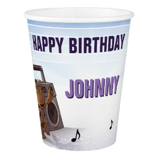 Guardians of the Galaxy - Groot - Birthday Paper Cup