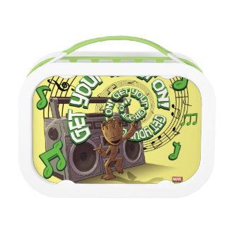 Guardians of the Galaxy | Groot Boombox Lunch Box