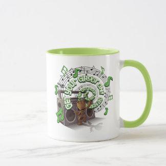 Guardians of the Galaxy | Groot Boombox Mug