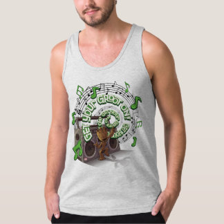 Guardians of the Galaxy | Groot Boombox Tank Top
