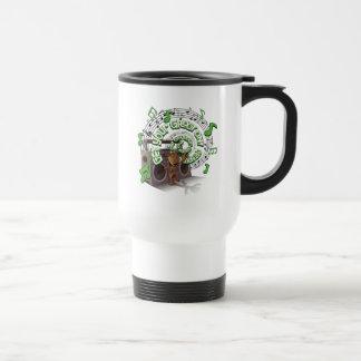 Guardians of the Galaxy | Groot Boombox Travel Mug