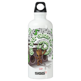 Guardians of the Galaxy | Groot Boombox Water Bottle