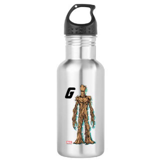 Guardians of the Galaxy | Groot Mugshot 532 Ml Water Bottle