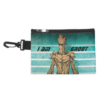 Guardians of the Galaxy   Groot Mugshot Accessory Bags