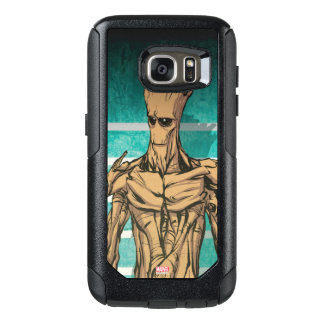 Guardians of the Galaxy | Groot Mugshot OtterBox Samsung Galaxy S7 Case