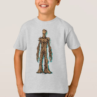 Guardians of the Galaxy | Groot Mugshot T-Shirt