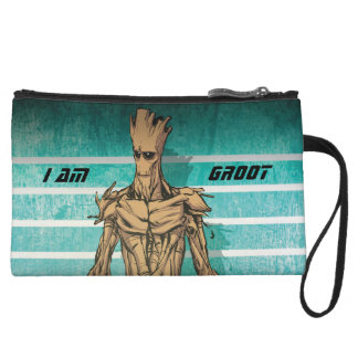 Guardians of the Galaxy | Groot Mugshot Wristlet