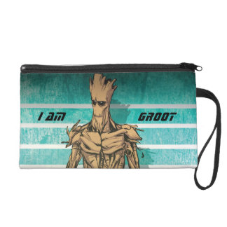 Guardians of the Galaxy | Groot Mugshot Wristlet Purses