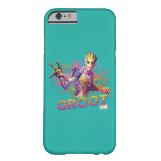 Guardians of the Galaxy | Groot Neon Graphic Barely There iPhone 6 Case