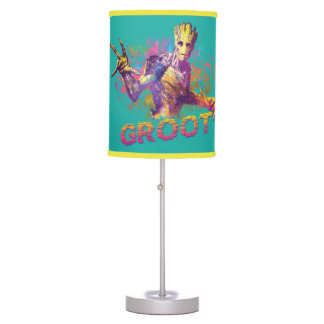 Guardians of the Galaxy | Groot Neon Graphic Table Lamp