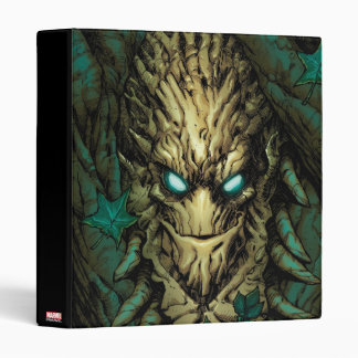 Guardians of the Galaxy | Groot Through Branches 3 Ring Binders