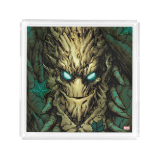 Guardians of the Galaxy | Groot Through Branches Acrylic Tray