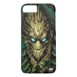 Guardians of the Galaxy | Groot Through Branches iPhone 8/7 Case