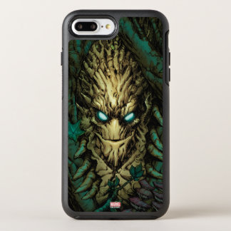 Guardians of the Galaxy | Groot Through Branches OtterBox Symmetry iPhone 8 Plus/7 Plus Case