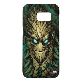 Guardians of the Galaxy | Groot Through Branches Samsung Galaxy S7 Case