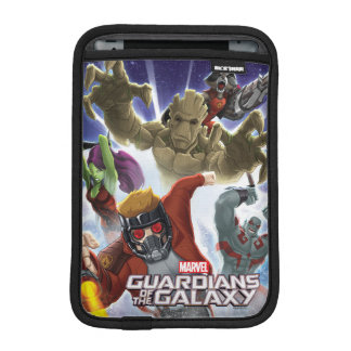 Guardians of the Galaxy | Group Attack iPad Mini Sleeve