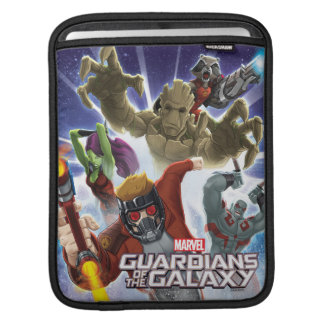 Guardians of the Galaxy | Group Attack iPad Sleeves