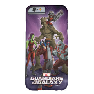 Guardians of the Galaxy | Group In Space Barely There iPhone 6 Case