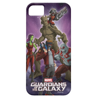 Guardians of the Galaxy | Group In Space Case For The iPhone 5