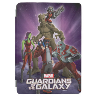 Guardians of the Galaxy | Group In Space iPad Air Cover