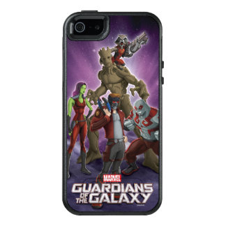 Guardians of the Galaxy | Group In Space OtterBox iPhone 5/5s/SE Case