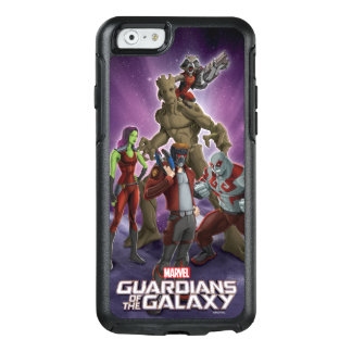 Guardians of the Galaxy | Group In Space OtterBox iPhone 6/6s Case