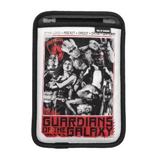 Guardians of the Galaxy   Grunge Crew Art iPad Mini Sleeve
