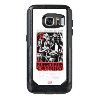 Guardians of the Galaxy | Grunge Crew Art OtterBox Samsung Galaxy S7 Case