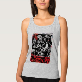 Guardians of the Galaxy | Grunge Crew Art Tank Top