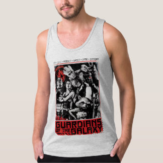 Guardians of the Galaxy | Grunge Crew Art Tank Top