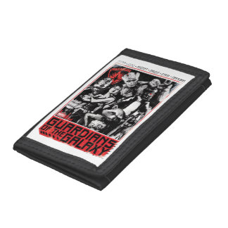 Guardians of the Galaxy | Grunge Crew Art Trifold Wallet
