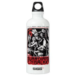Guardians of the Galaxy | Grunge Crew Art Water Bottle