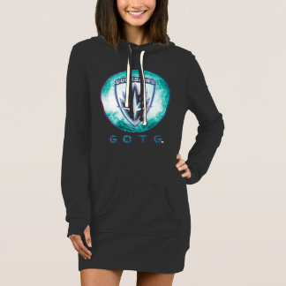 Guardians of the Galaxy | Interlaced Badge Dress