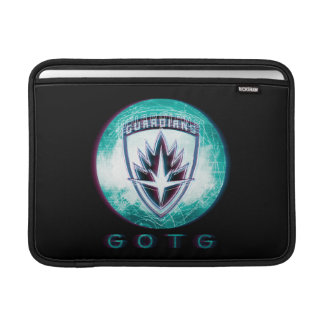 Guardians of the Galaxy | Interlaced Badge MacBook Sleeve