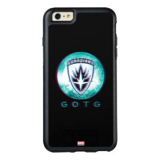 Guardians of the Galaxy | Interlaced Badge OtterBox iPhone 6/6s Plus Case