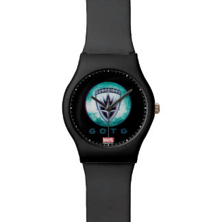 Guardians of the Galaxy | Interlaced Badge Watch