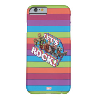 Guardians of the Galaxy | Let's Rock! Barely There iPhone 6 Case