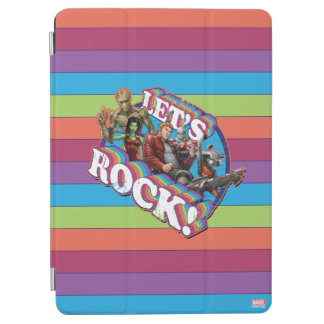 Guardians of the Galaxy | Let's Rock! iPad Air Cover