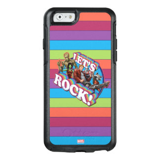 Guardians of the Galaxy | Let's Rock! OtterBox iPhone 6/6s Case