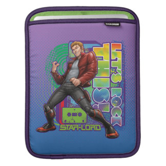 Guardians of the Galaxy | Let's Rock This! iPad Sleeves
