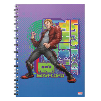 Guardians of the Galaxy | Let's Rock This! Notebook