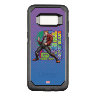 Guardians of the Galaxy | Let's Rock This! OtterBox Commuter Samsung Galaxy S8 Case