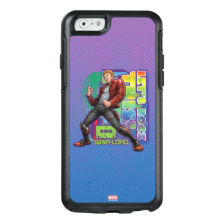 Guardians of the Galaxy | Let's Rock This! OtterBox iPhone 6/6s Case