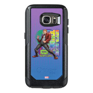 Guardians of the Galaxy | Let's Rock This! OtterBox Samsung Galaxy S7 Case